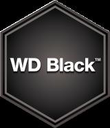 Resultado de imagen para logo wd  black